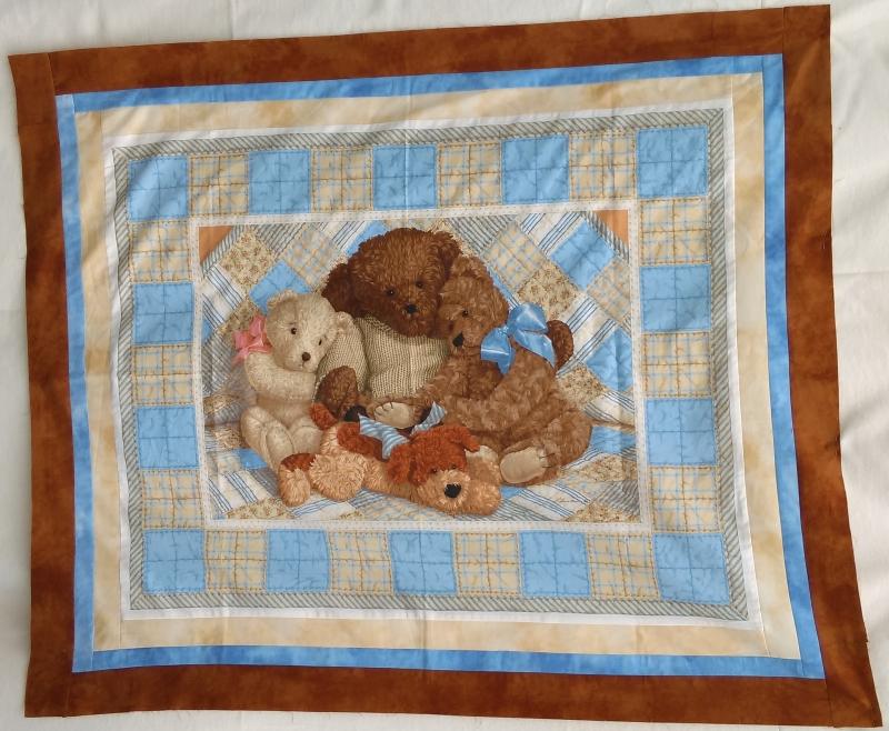 Babydecke Bären 95 €