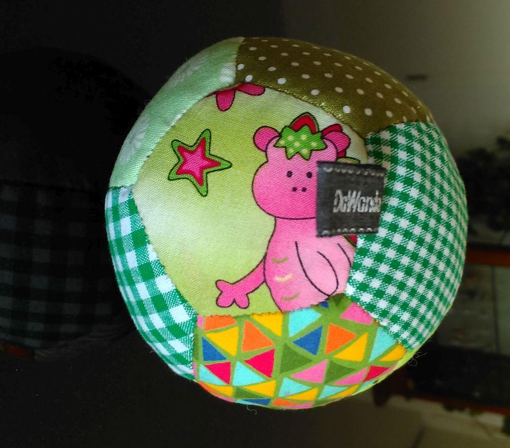 Babyball 10 €  Artikel-Nr. 4-009