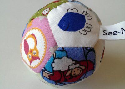 Babyball 8 €  Artikel-Nr. 4-188