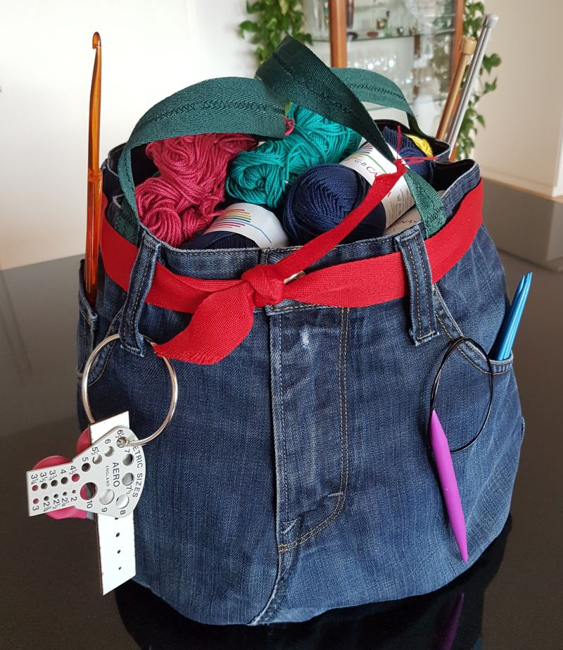 Jeansbeutel 25 €  Artikel-Nr. 30-004