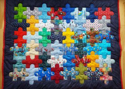 """Babydecke """"Piratenschatz"""" 110 x150 cm"""